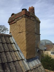 Chimney During